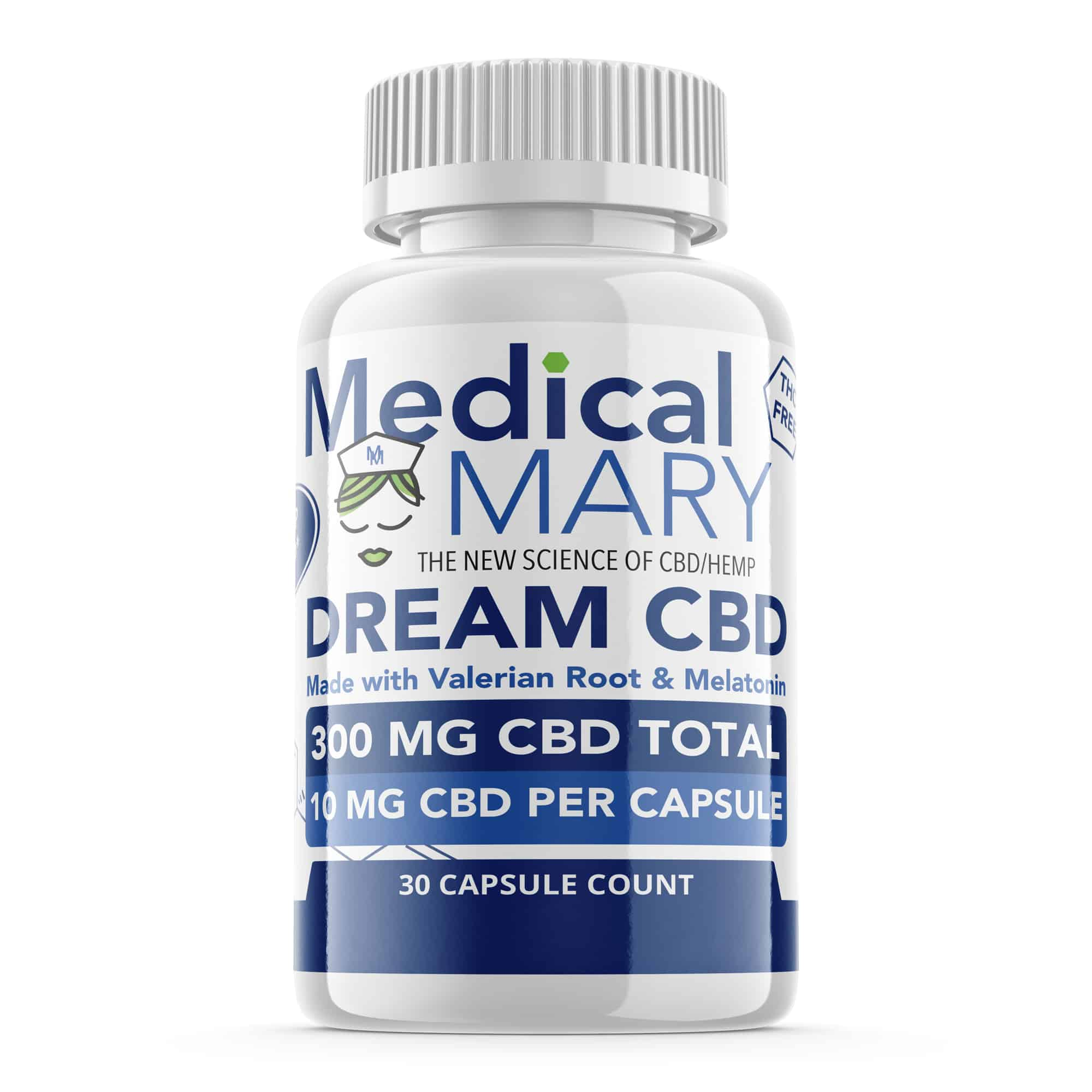 Best Sleep support CBD from Medical Mary