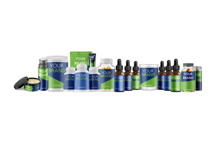 White Label Cbd Products