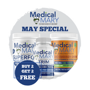 Medical Mary Best CBD Special May 2020